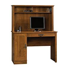 Oak Desk With Hutch Sauder Harvest Mill Computer Desk With Hutch