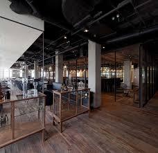 interior spectacular industrial restaurant interior design with