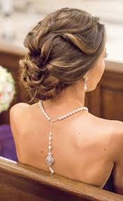 big pearl necklace wedding images 29 back wedding necklaces the hottest trend right now jpg