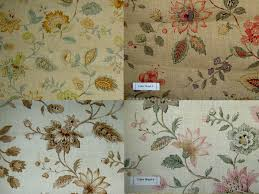 additional pictures of natural linen pattern peruga color ways