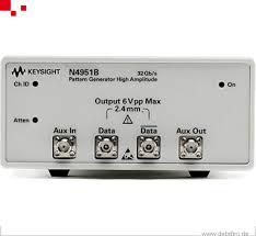 pattern generator keysight keysight n4951b pattern generator remote head präzise messtechnik