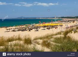 montegordo beach in summer stock photo royalty free image