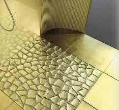 Glass Tile Floor Bathroom Bathroom Glass Tile Houzz - Bathroom flooring designs