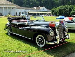 mercedes adenauer 1954 mercedes 300 adenauer cabriolet