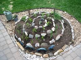 Herb Gardens by The Herb Spiral Herb Spiral Gardens And Spiral Garden
