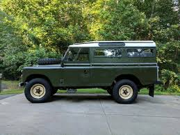 green land rover 1972 land rover series 3 for sale 2016692 hemmings motor news