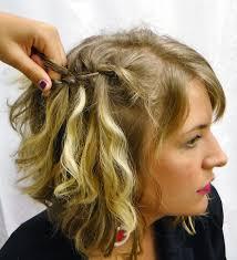 waterfall braid hairstyle scentsa