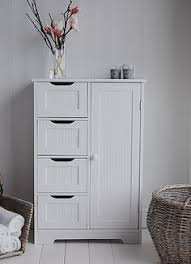 Bathroom Storage Box Seat Tall Narrow 20 Cm Bathroom Freestanding Cabinet With Baskets And