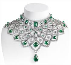 emerald gemstone necklace images A modern masterpiece from faberge the spectacular emerald and jpg