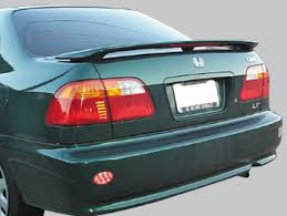 2000 honda civic spoiler vis racing sports inc
