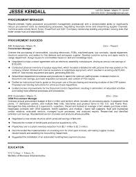 Sample Resume For Purchasing Agent by Sample Resume Purchasing Manager Free Resume Example And Writing