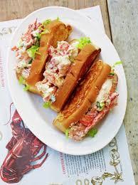 lobster roll recipe grilled lobster rolls seafood recipes jamie oliver