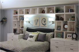 Headboard Bookshelf Headboard Shelf Ideas Shelf Headboard Ideas Super Design 16 17