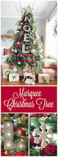 Rustic Marquee Christmas Tree Marquee Sign Christmas Tree And