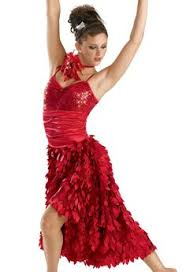 Jazz Dancer Halloween Costume Vestuario Baile Vestuario Diferentes Estilos Baile