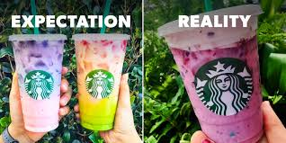 Most Ridiculous Starbucks Order by I Ordered The Starbucks Secret Pink Purple Drink And I Loved It