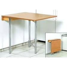 table cuisine rabattable table cuisine amovible table de cuisine escamotable table