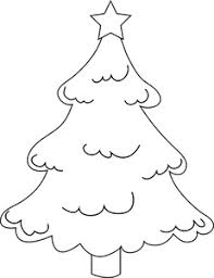free christmas tree clip art image christmas tree coloring
