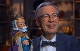 i am a big fan of the children u0027s show mister rogers u0027 neighborhood