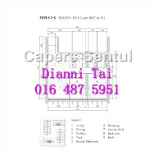 the capers sentul floor plan kuala lumpur city centre properties