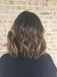 balayage for dark brown hair short hairstyles hair