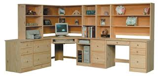 Modular Home Office Desks Modular Home Office Furniture Collections Unfinished Computer 18