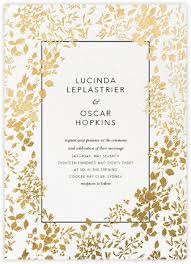 wedding invitations classic wedding invitations online at paperless post
