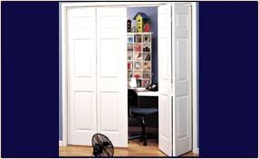 How To Install Folding Closet Doors Folding Closet Doors 2013 Door Styles