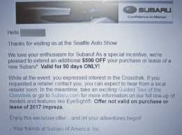 subaru black friday sale 2017 subaru research site specs prices options 2018 2017 2016