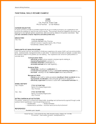 3 resume examples for skills authorize letter