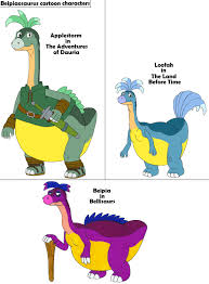 beipiaosaurus cartoon characters by mcsaurus on deviantart