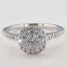 engagement rings affordable classic kirk kara halo kirk kara rings at ben garelick