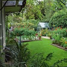 Country Cottage Garden Ideas Flower Garden With Greenhouse Country Cottage Garden Tour