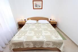 Schlafzimmerm El Luna Apartments Luna Kroatien Rovinj Booking Com