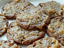 kandy u0027s kitchen kreations german chocolate cookies cookies