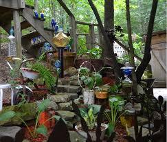 Outdoor Garden Crafts - 21 best eclectic garden treasures images on pinterest gardening