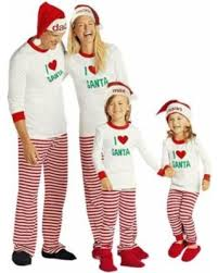 amazing deal zxzy children matching family pajamas sets
