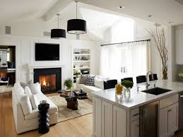 Open Plan Kitchen Living Room Ideas Pendant Lighting Living Room Open Plan Kitchen Living Room Ideas