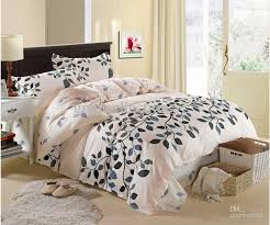 Cotton Bedding Sets Grey Blue Size Cotton Bedding Sets Duvet Cover Sheet