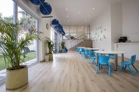 Laminate Flooring Durban Private Nursary Maplewood Mist Inovar Floor