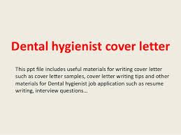 awesome collection of dental hygienist cover letter sample with