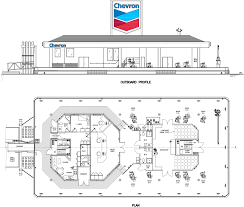 gas station floor plans chevron legacy a state of the art marine fuel station for vancouver