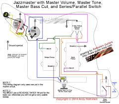rothstein guitars u2022 jazzmaster wiring series parallel