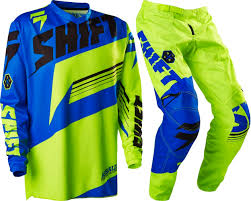 best motocross gear best motocross pants and jersey set photos 2017 u2013 blue maize