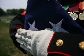 Flag Folding File Flag Funeral Jpg Wikimedia Commons