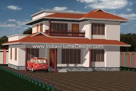 double story traditional home design u2013 2050 sq feet