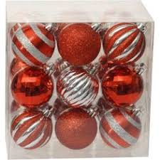 Lenox Christmas Ornaments Set Of 5 by Peppermint 5 Piece Ornament Set By Lenox
