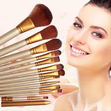 professional makeup professional makeup brushes cosmetics set buy make up items