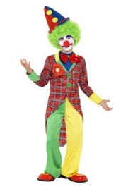 Halloween Clown Costumes Scary Clown Costumes Kids Clown Halloween Costume