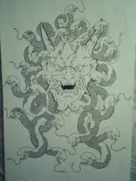 japanese demon tattoo design 3 tattoos book 65 000 tattoos designs
